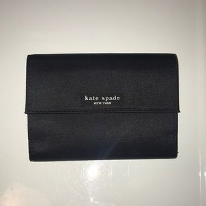 kate spade Wallet - Black Cloth